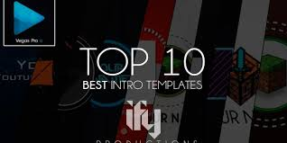 top 10 best intros for sony vegas pro free download velosofy