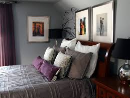 bedroom medium grey and purple bedroom ideas for women brick