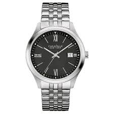 mens stainless steel bracelet watches images Caravelle new york by bulova men 39 s stainless steel bracelet watch