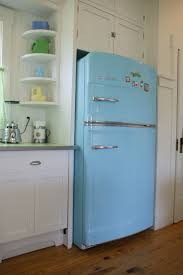 Teal Kitchen Accessories by Best 25 Retro Refrigerator Ideas On Pinterest Vintage Kitchen