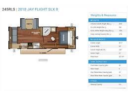 2018 jayco jay flight slx 245rls bourbon mo rvtrader com
