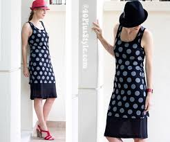 pattern mixing and playing with red and black hats or how to be
