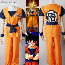 Dragon Ball Halloween Costumes Cheap Goku Costume Aliexpress Alibaba Group
