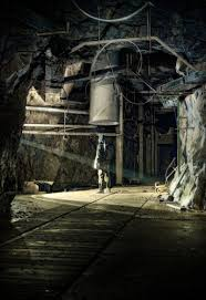 abandoned world war two explosives factory hidden in subterranean