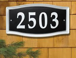 Lighted House Number Sign Signs Awesome Front Door Numbers Plaque Plaques Custom House