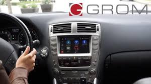 lexus ls430 navigation system update driving with grom vline infotainment system upgrade navigate