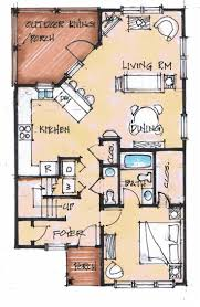 100 floor plans for small houses open floor plans clearview