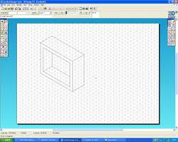 cad progression using orthagonal isometric and oblique drawing using orthagonal isometric and oblique drawing in 2d design