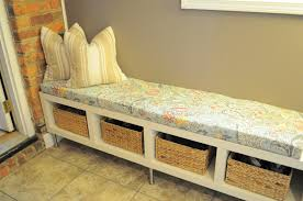 you me u0026 the kid laundry room bench cushion diy