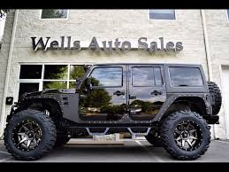 tricked out 4 door jeep wrangler most popular doors design ideas