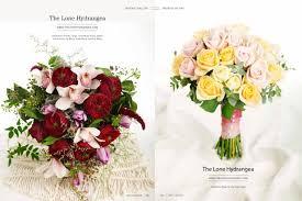 wedding flowers magazine featured in modern wedding flowers magazine 18th edition