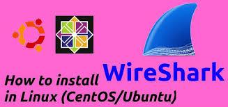 ubuntu network install tutorial how to install wireshark on linux centos ubuntu linux tutorials