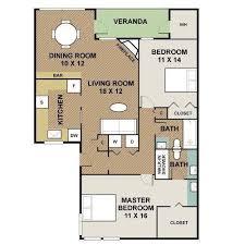 Disney Boardwalk Villas Floor Plan Douglaston Villas And Townhomes Apartments In Altamonte Springs