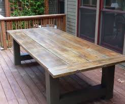 Dining Table Kit Outdoor Wood Dining Table Kit Tag Terrific Wood Outdoor Dining