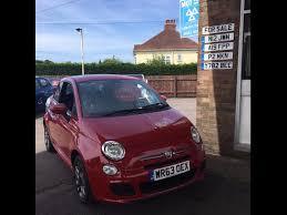 used fiat 500 s for sale motors co uk