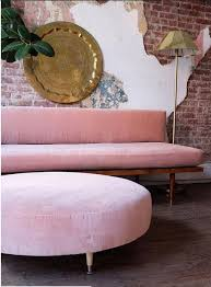 sofa pink when two trends collide 9 beautiful pink velvet sofas apartment