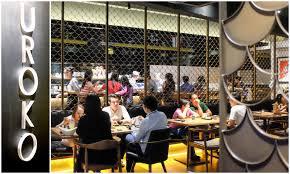 uoko japanese cuisine menu eat drink kl uroko japanese cuisine section 17 petaling jaya