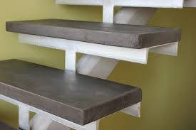 concrete stair treads design concrete stair treads ideas