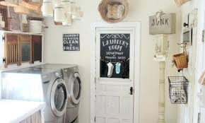 Wall Decor For Laundry Room Vintage Laundry Room Decor Wall Ideas Snouzorsph Site