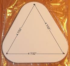 public html gretsch gold sparkle triangle cover plate various models