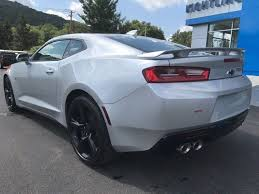 silver ss camaro 2018 chevrolet camaro ss 0 silver metallic 2d coupe 6 2l