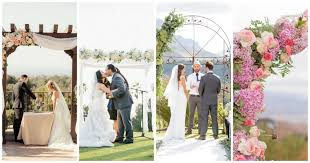 wedding arch ideas 21 amazing wedding arch and canopy ideas crazyforus