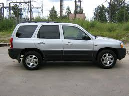 2003 mazda tribute information and photos zombiedrive