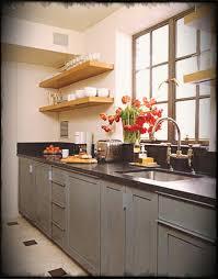 easy kitchen design small modern galley kitchen design asbienestar co the popular