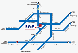 Taipei Mrt Map Location