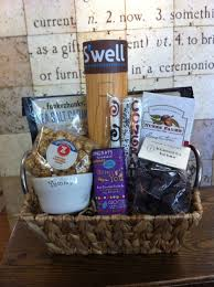 chagne gift basket enter to win a dads or grads gift basket present