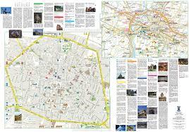 map of bologna bologna tourist map