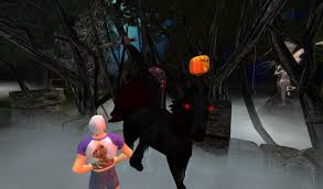virtual outworlding 2013 see haunted hill and halloween places