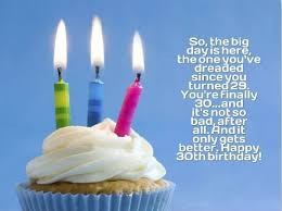 30th birthday quotes turning 30 quotes