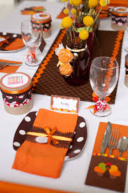 Thanksgiving Table Decor Ideas by Thanksgiving Place Settings