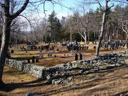 Princeton Cemetery Princeton Ma Freedom U0027s Way National Heritage Area