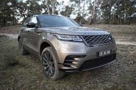 new land rover velar range rover velar now on sale in australia from 70 662