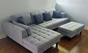 Microfiber Sectional Sofa With Chaise by 7 Stylish Sectional Sofas U2013 Vurni