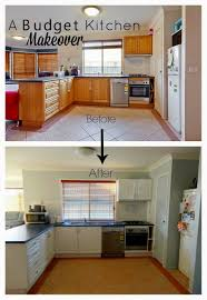 terrific how to redo kitchen cabinets on a budget portrait home