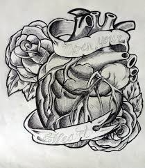 tattoo design open your heart by esztiaesthetic on deviantart