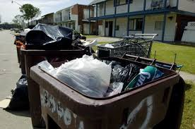 will my trash get picked up thanksgiving day not in these areas