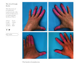 google images hands the ghostly disruption of google hands future of the book