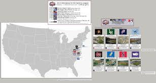 Wilmington Nc Map Minor League Baseball The Carolina League Class A Advanced
