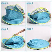 Baby Beach Tent Walmart Baby Beach Tent Pop Up Portable Shade Pool Uv Protection Sun