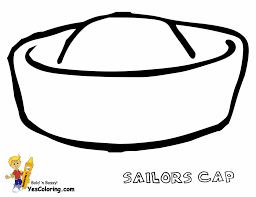 navy coloring pages navy hat coloring pages navy seal sailor