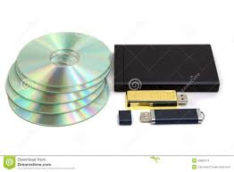 Storage Devices by Data Storage Device Stock Photo Image 39802114
