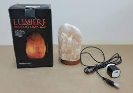 himalayan glow salt l michaels recalls rock salt ls due to shock and fire hazards