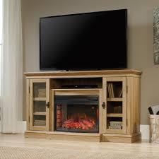barrister lane entertainment fireplace credenza 419118 sauder
