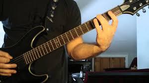 guitar black friday megadeth good mourning black friday guitar lesson part 3 youtube