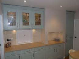 kalibre kitchens u0026 bathrooms milbourne painted in china blue