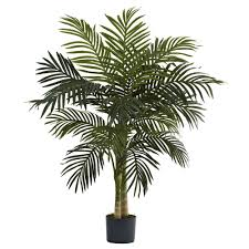 Palm Tree Outdoor Rug Trees Artificial Plants Artificial Plants U0026 Flowers The Home